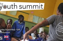 Invitation to ICS Youth Summit – book your place now. Photo: ICS