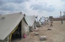 Y Care International CEO Adam Leach, who signed the joint letter to David Cameron, visited the refugee camps across Lebanon in 2013 to see the impact of the crisis.